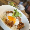 マロ カフェ - 料理写真:豚角煮丼セット