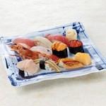 寿司 魚がし日本一 - 料理写真: