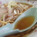 ラーメンの大公 - スープ