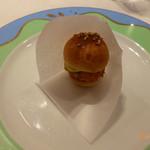 モナリザ - 【夏の園遊会(笑)】小さいフィッシュバーガー