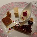 モナリザ - 【夏の園遊会(笑)】デザートの盛り合わせ