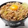 Densetsunosutadonya - 料理写真:【伝説の一杯】すた丼(生玉子・味噌汁付) 680円