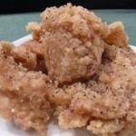 鶏膳 - 料理写真:鶏膳名物!うまいからあげ
