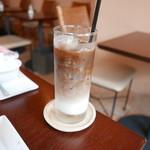 カマナリヤ - アイスコーヒー