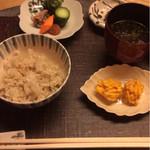 和田倉 - 御飯