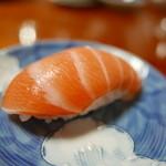 鮨 花緒 - 時鮭
