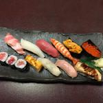 寿司幸 - 料理写真:特上にぎり
