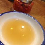 キリン - 焼き餃子のタレ、ゆず胡椒(ゆず唐辛子)