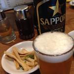 キリン - 瓶ビール(大瓶)680円