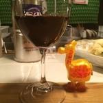 アミメキリン - キリンとワイン
