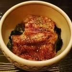 38862137 - 海鰻の蒲焼小丼