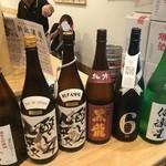 晴 - 日本酒たち