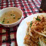 モンティ - パッタイ w/スープ