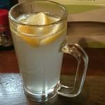 高田屋 - レモンサワー