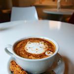 HAMA CAFE - デザインカプチーノ