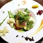 lumielune - 30種の季節の温野菜