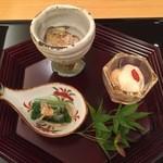 日本料理 橘 - 前菜