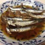 38866201 - 広島名物こいわし 今回は煮付けです。