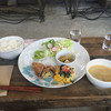 Cafe' 森風 - 料理写真:Today's Lunch 1,000円
