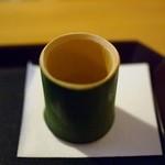 紫野 和久傳 - 竹酒