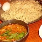 イツワ製麺所食堂 - つけ麺