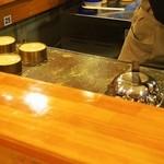 雪ノ下工房 - パンケーキを焼く鉄板