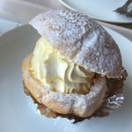 イタリアントマトカフェジュニア - 料理写真:2015.5. シュークリーム