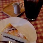 PaPa's Dining - 焼きチーズケーキ