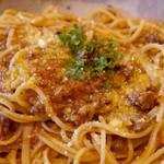 PaPa's Dining - ボローニャ風ミートソース