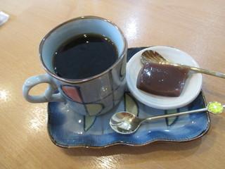 カフェ えつぼ - トスティーノコーヒー