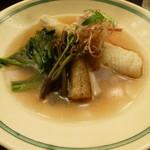 懐石料理 桝田 - 野菜の煮物