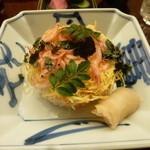 懐石料理 桝田 - ちらし寿司