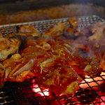 兎野六歩 - 料理写真:柔らか地鶏はタレと塩、両方の味をお楽しみ頂けます。