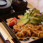 もえり - 鶏南蛮膳