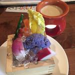 和IN場MARU - 異彩を放つ 紫カリフラワー(❛ᴗ❛人)✧ 素晴らしく美味しいです♪