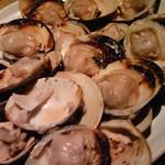 焼はまぐり 青山八番too - 醤油焼き蛤