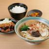 Gozaishosabisueriakudarisemmiyakishimen - 料理写真:
