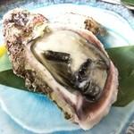 佐渡天然岩牡蠣(6月中旬~8月中旬頃)