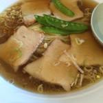 五心亭 - チャーシュー麺