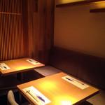 銀座 ふく太郎 - 店内