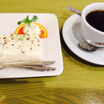 38876710 - カッサータ&コーヒー