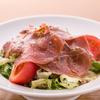 Gosh - 料理写真:アボカドと生ハムのサラダ