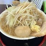 麺屋 元 - 元ラーメン(大盛り)…820円