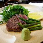 楽食家たちかわ - 和牛ステーキ