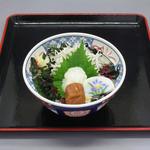 小田原パーキングエリア(下り線)スナックコーナー - 料理写真:駿河湾産釜揚げしらす丼