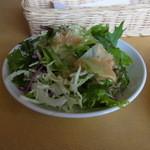 Bistro Plan de Plat - ごまドレッシングがおいしいサラダ