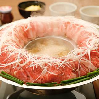 一度食べたらたみつきになる博多第3の鍋「博多炊き肉鍋」