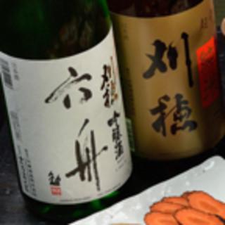 秋田県35蔵の地酒を味わう