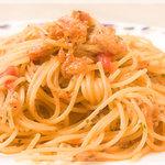 3888146 - 渡り蟹の身たっぷりのスパゲッティ