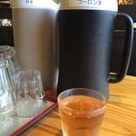ら行 太田本陣 風の杜 - ウーロン茶飲み放題。